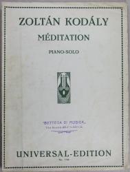 Méditation sur un motif de Claude Debussy
