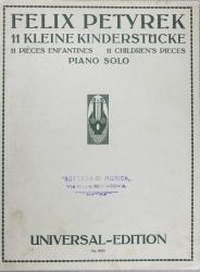 11 kleine Kinderstücke (1926)