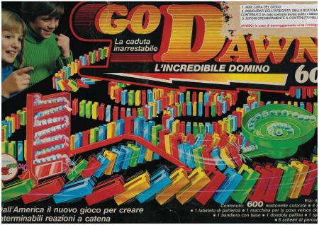 Go Dawn 600