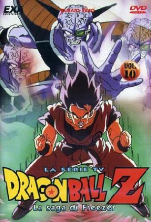 DragonBall Z: La saga di Freezer [DVD] : la serie TV / [regia Daisuke Nishio]. Vol. 10