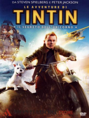 Le avventure di Tintin [DVD]