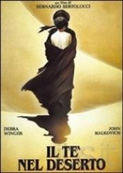 Il te nel deserto [DVD]. Contenuti extra [DVD]