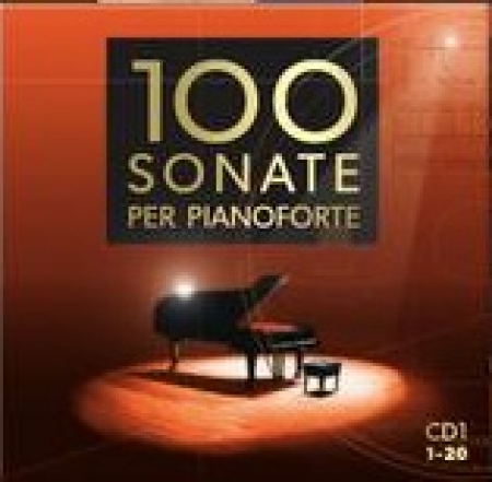 100 sonate per pianoforte