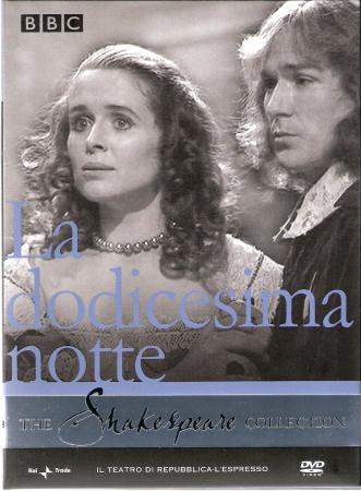 La dodicesima notte [DVD]