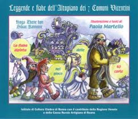 Leggende e fiabe dell'Altopiano dei 7 Comuni vicentini