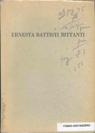 Ernesta Battisti Bittanti