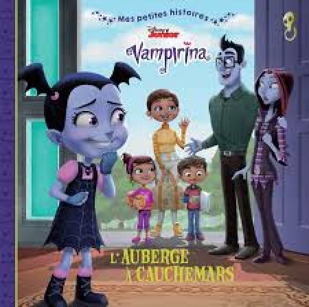 Vampirina: l'auberge à cauchemars