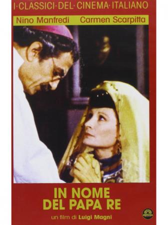 In nome del papa re [DVD]