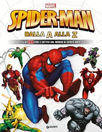 Spider-man dalla A alla Z
